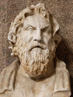 Antisthenes, student of both Gorgias and Socrates, founder of the Cynic school