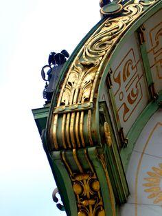 Top 7 Things to do in Vienna Austria Architecture Art Nouveau, Art And Architecture, Architecture Details, Chrysler Building, Belle Epoque, Art Nouveau Arquitectura, Otto Wagner, Vienna Secession, Vienna Austria