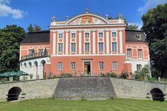 Zespół pałacowo-parkowy w Kurozwękach