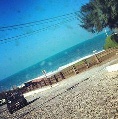 Um passeio de Buggy em Beberibe no Ceará  com vista para a praia é uma boa para quem gosta do mar