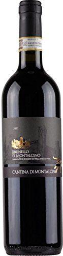 Cantina di Montalcino Brunello di Montalcino 2010/2011 Wine... http://amzn.to/2pFH938