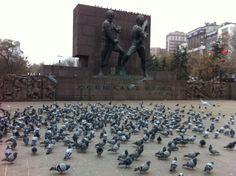Kızılay Meydanı in Çankaya, Ankara