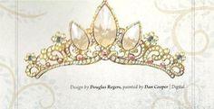 Another great Rapunzel crown tutorial.