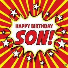 Happy Birthday Son Images For Him Cards Sons