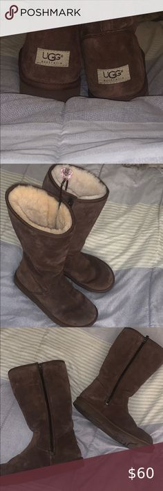 Ugg Boots ❤️ Great condition, authentic, no tears, smoke free home.❤️ 🌻: Free Gift With Purchase 🌻: Fast Shipping 🌻: Open to Offers UGG Shoes Winter & Rain Boots