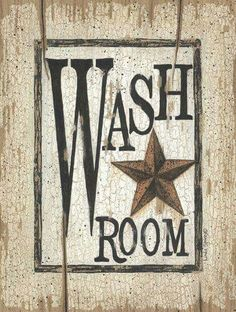 Wash Room By Linda Spivey Country Bathroom In Art Print Framed Picture