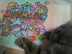 #doodleart #colordoodle