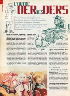 "Special dossier about ""La Mandiguerre"" pubblished on comics magazine ""Pavillon rouge"" n°18 edited by Delcourt editions. #stefanotamiazzo #mandiguerre #morvan #delcourt #pavillonrouge #bd #comics #fumetti"