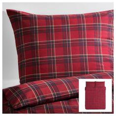 ANNBRITT Duvet cover and pillowcase(s) - Full/Queen (Double/Queen) - IKEA