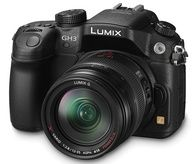 Panasonic GH3, the Mirrorless Specialist in Video