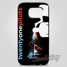 Twenty One Pilots Art Poster Samsung Galaxy Note 8 Case | casefantasy