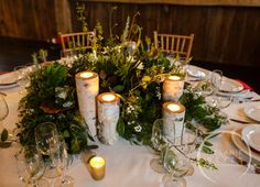 Zingerman's Cornman Farm Winter Wedding