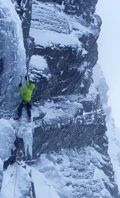 Jon Walsh enjoys perfect Scottish conditions on Mega Route X Alpine Climbing, Ice Climbing, Mountain Climbing, Mountain Biking, Rando, Snow Skiing, Wakeboarding, Extreme Sports, Mountaineering
