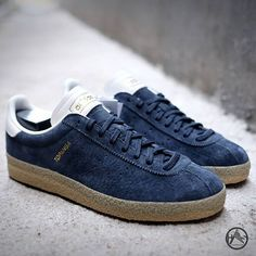Adidas Originals Topanga Clean: Night Navy/Chalk White/Gum