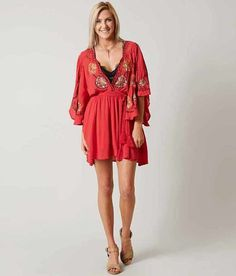 03c1afcfd929b Free People Cora Dress - Women s Dresses in Red