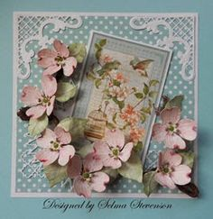 Inspiration: From - My Susan's Garden Flowers and Tutorials
