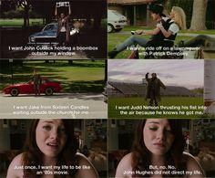 """Emma Stone em """"A Mentira"""" (Easy A, 2010)."""