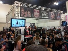 IMATS LA and NYC; The Makeup Show in Chicago, NYC and LA; and FABAIC 2012.  We had a great time meeting everyone who came to our brand new booth to learn about our products or to take in a demonstration.