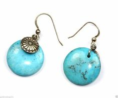 Details about  /Amethyst 38 Malachite Turquoise 925 Sterling Silver Dangle Earrings For Women