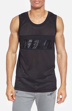 BLK Boys Cricket Vest Tank Top Sleeveless V Neck Ventilated Mesh