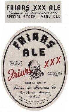 Friars Ale