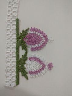 Crochet Lace New Model Crochet Towel, Crochet Doilies, Crochet Flowers, Crochet Lace, Dragon Hand Tattoo, Moda Emo, Viking Tattoo Design, Sunflower Tattoo Design, Crochet Borders