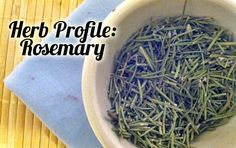 uses and benefits of rosemary leaf- from arthritis relief to a delicious air freshener recipe