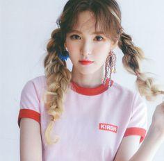[012] Red Velvet Wendy