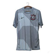 Brasil, Brazil, Futebol, Soccer, Camisa, Jersey, Nike, Corinthians, SP  www.futshopclube.com.br
