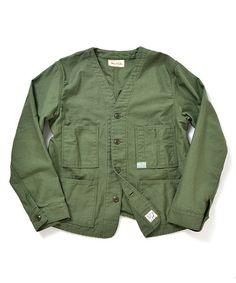 Fennica / Orslow railroad jacket.