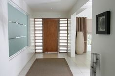 Contemporary Home Front Door Design Ideas, Pictures, Remodel, and Decor - page 5
