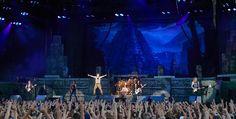 Toista kertaa Kantolan tapahtumapuistossa nauttimassa raskaasta rokista, eikä tämäkään ollut turha reissu. Iron Maiden saapui Englannista näyttäm ...