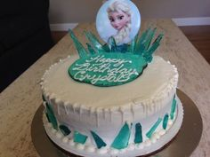 Anna Themed Cake by Lisa H.