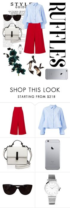 """""""Style Guide by Xmas-Zevs by Marine!!"""" by xmaszevs on Polyvore featuring TIBI, Koché, Kendall + Kylie, Tiffany & Co. and Larsson & Jennings"""