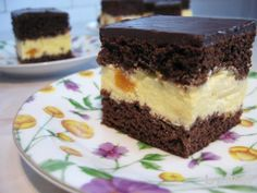 Prajitura racoroasa - imagine 1 mare Romanian Desserts, Romanian Food, Eat Dessert First, Something Sweet, Cake Cookies, Sweet Treats, Cheesecake, Dessert Recipes, Food And Drink