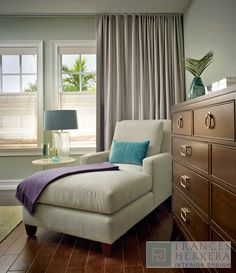 Master Bedroom moment - Contemporary - Bedroom - Images by Frances Herrera Interior Design | Wayfair