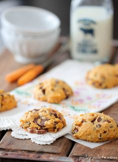 Pumpkin Toffee Chip & Rolo Chunk Cookies