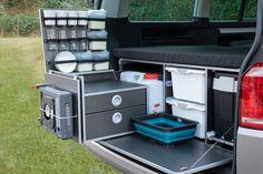 Camper Jacks, Car Camper, Mini Camper, Vw T5, Motorhome, Accessoires Camping Car, Mini Van, Camper Van Kitchen, Vw California T6