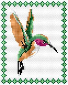 Most current Free of Charge Cross Stitch bird Thoughts Cross-stitch is an easy kind of needlework, well matched to your fabric accessible to stitchers toda Fall Cross Stitch, Easy Cross Stitch Patterns, Cross Stitch Bird, Cross Stitch Borders, Simple Cross Stitch, Cross Stitch Animals, Cross Stitch Flowers, Cross Stitch Designs, Cross Stitch Embroidery