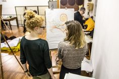 Photos - Drawn Together - Sydney life drawing group (Sydney)   Meetup