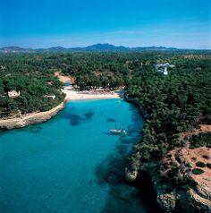 Parque Natural de Mondragó, Mallorca (Islas Baleares).