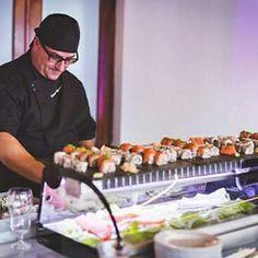 Work in sushi