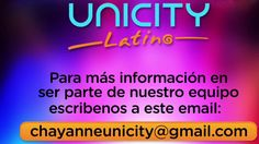 Chayanne y Unicity