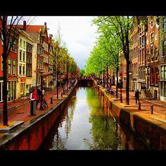 Amsterdam -- Netherlands
