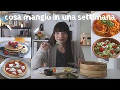 Cosa mangio in una settimana | 26 ricette facili, veloci ed economiche | marzo 2021 - YouTube Fett, Chocolate Fondue, Pasti, Banana, Youtube, Cooking, Desserts, Food Diary, Italian Recipes