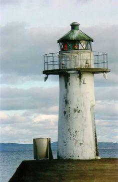 Hjo Norra Lighthouse, Sweden