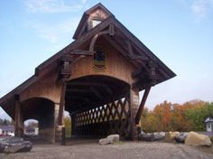 boonville covered bridge