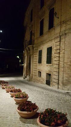 Recanati (casa natale poeta Giacomo Leopardi ) ...