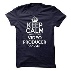 Video Producer T-Shirts, Hoodies. BUY IT NOW ==► https://www.sunfrog.com/LifeStyle/Video-Producer-61599287-Guys.html?id=41382