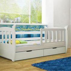 Łóżko Milky 2 - Ponad 1200 mebli w jednym miejscu. Atrakcyjnie niskie ceny. Meble dziecięce, narożniki tapicerowane, kuchnie, łazienki, meblościanki, szafy.